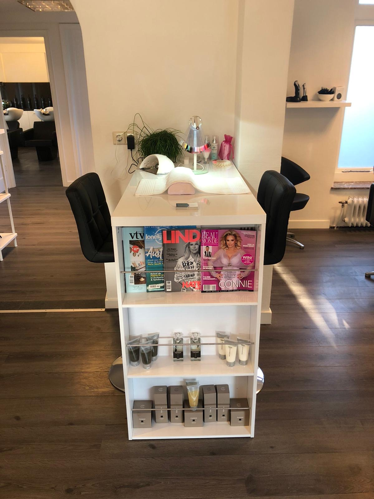 bureau robins hair en beauty salon